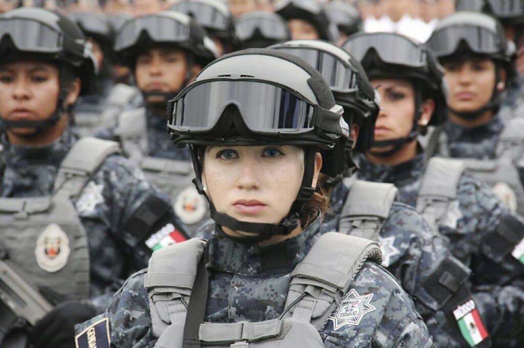 Requisito para Policía Federal en Argentina