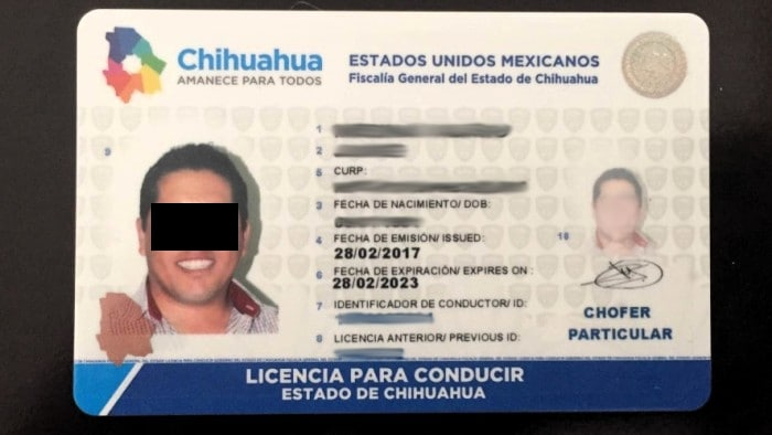 Requisitos Para Renovación Licencia De Conducir En Chihuahua
