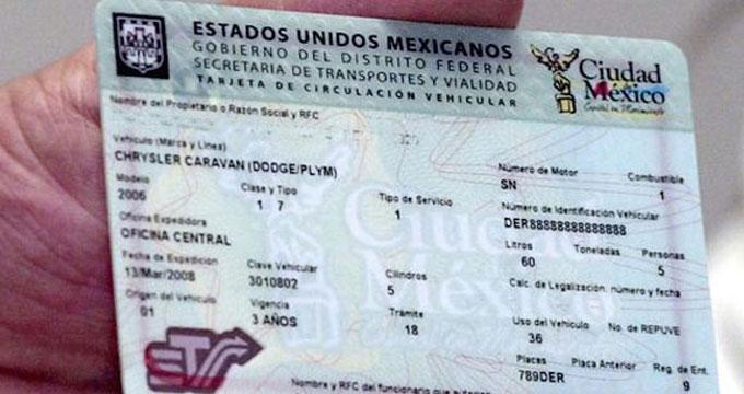 Requisito para adquirir la licencia para moto en México