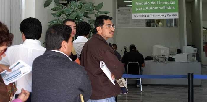 Requisitos para sacar la licencia federal en México