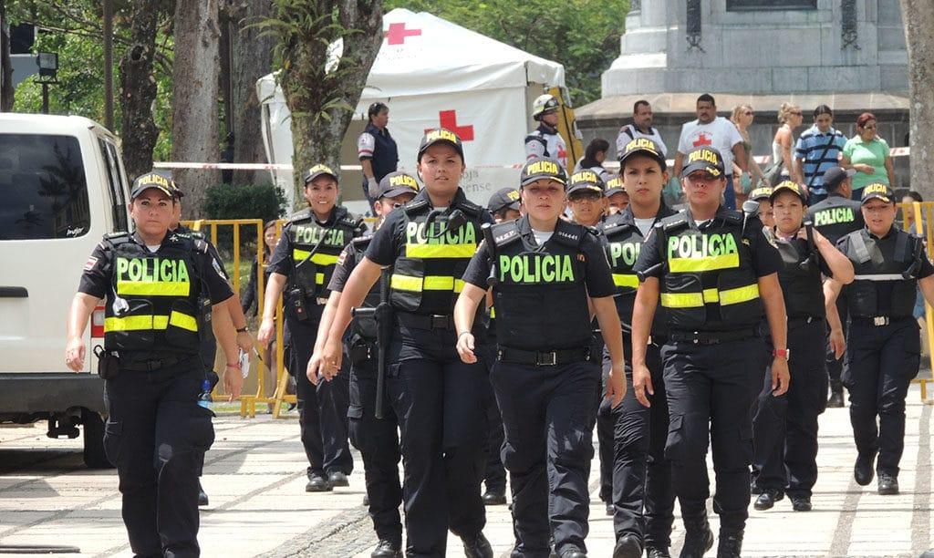 Requisito para ser policía en Costa Rica