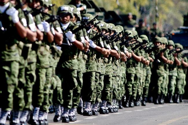 Requisitos para ser Policía Militar en México