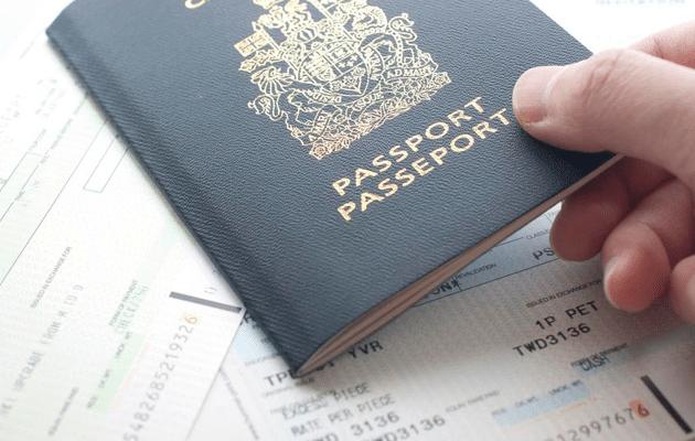 REQUISITOS PARA PASAPORTE CANADIENSE EN ECUADOR