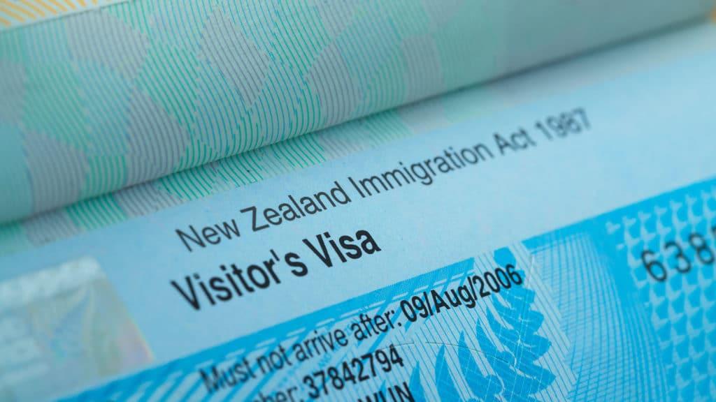 Requisitos para Visa de Nueva Zelanda en Bolivia