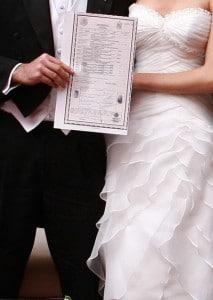 Aprenda los Requisitos para casarse por lo civil