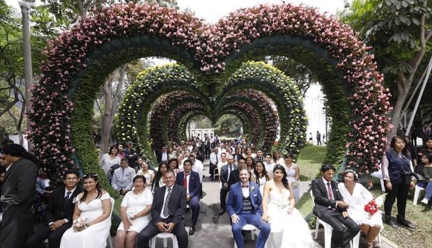Requisitos para Matrimonio Civil en Arequipa Perú