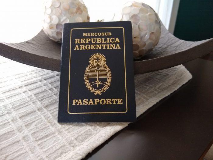 Vea los Requisitos para Pasaporte Argentino en Ecuador