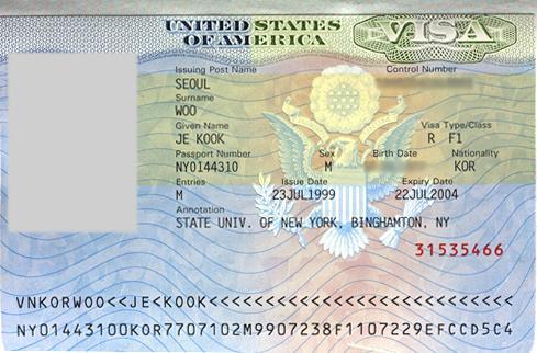 Requisitos para Visa Americana de trabajo en Ecuador