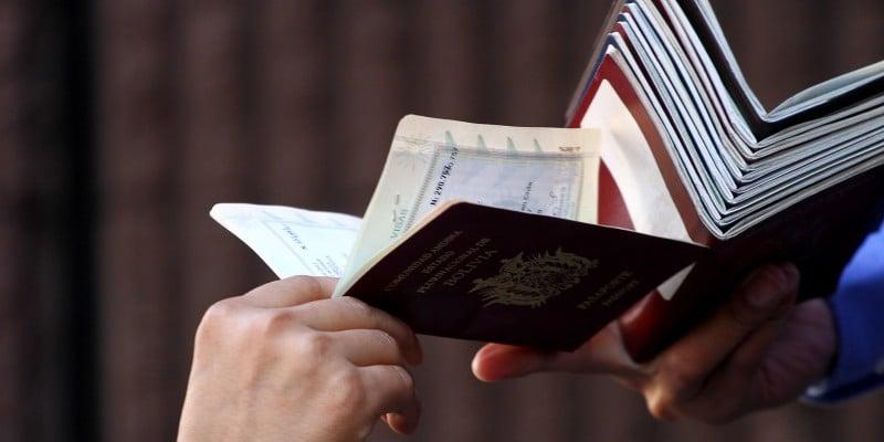 Requisitos para Visa Sujeta a Contrato en Chile