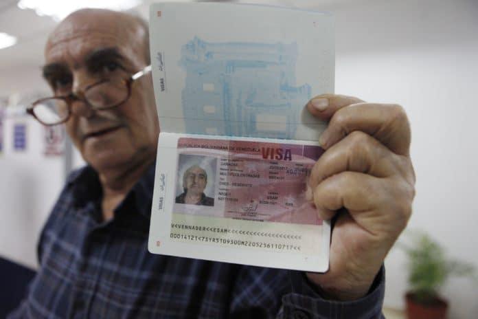 Requisitos para Visa Venezolana en República Dominicana