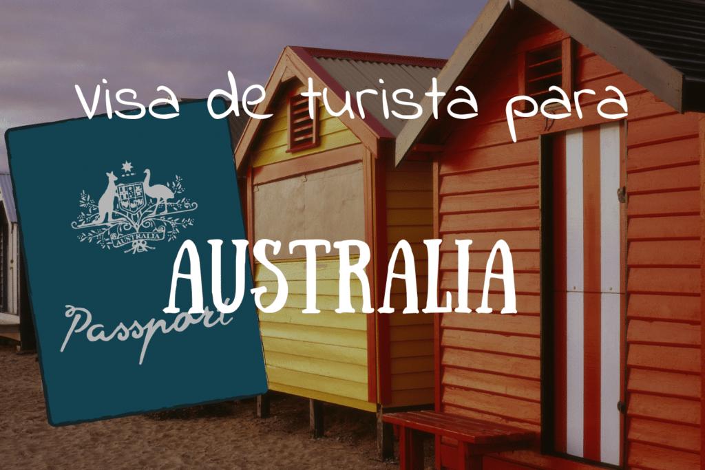 Conozca los Requisitos para Visa de Australia en Colombia