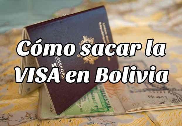 Requisitos para Visa de Estados Unidos en Bolivia