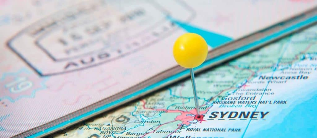 Requisitos para Visa de Estudiante de Australia en Chile