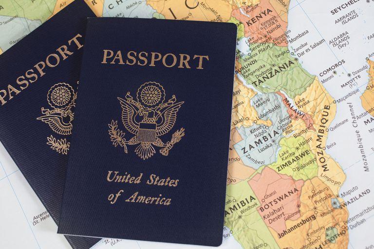 Requisitos para pasaporte Americano en Ecuador