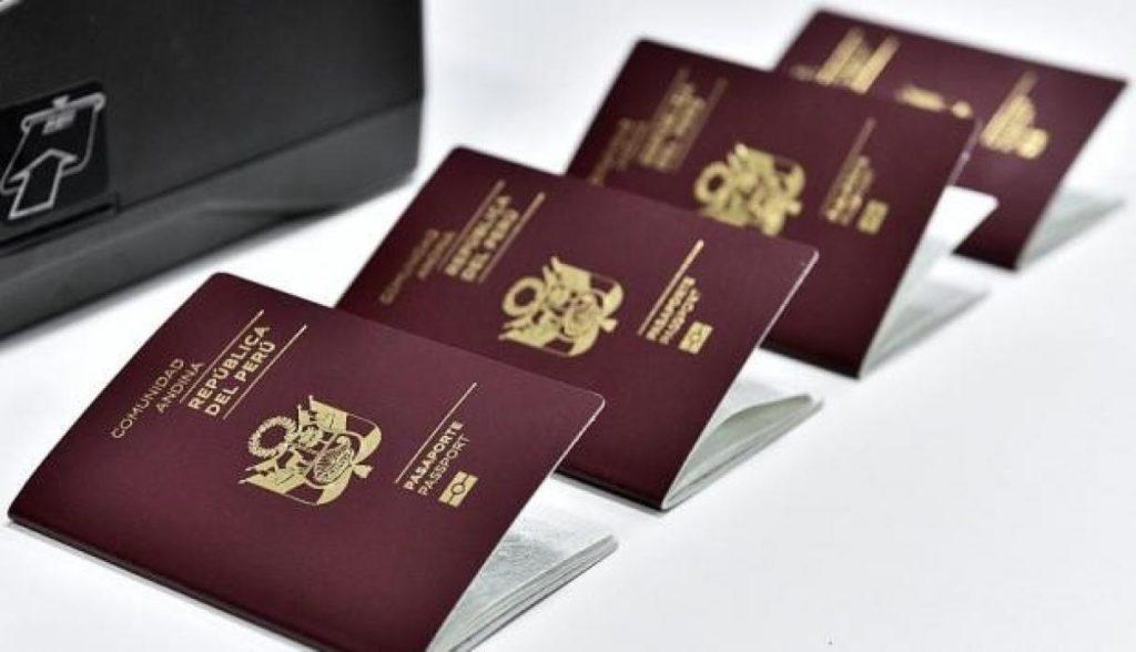 Requisitos para pasaporte Peruano en Ecuador