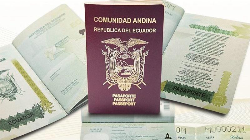 Requisitos para renovar el pasaporte Ecuatoriano en Estados Unidos