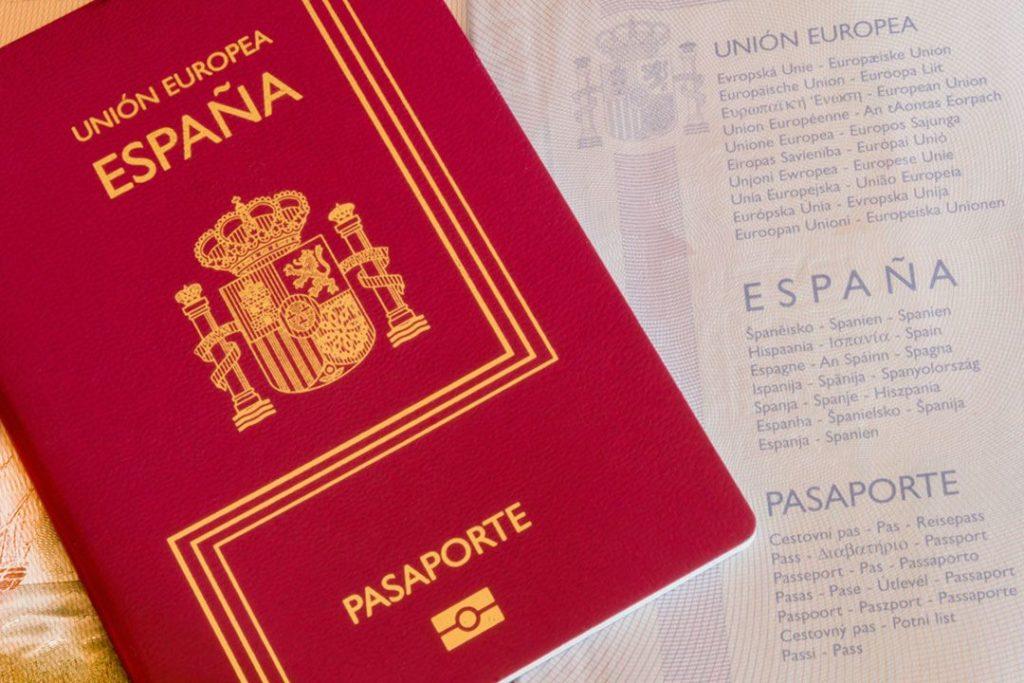 Requisitos para renovar el pasaporte Español en Ecuador