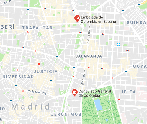 Requisitos para renovar el pasaporte colombiano en España
