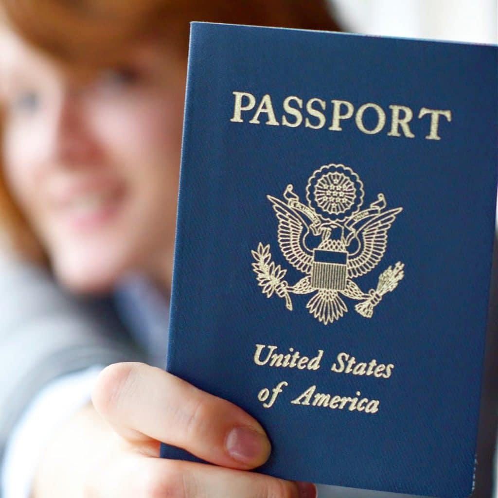 requisitos para pasaporte americano en república dominicana