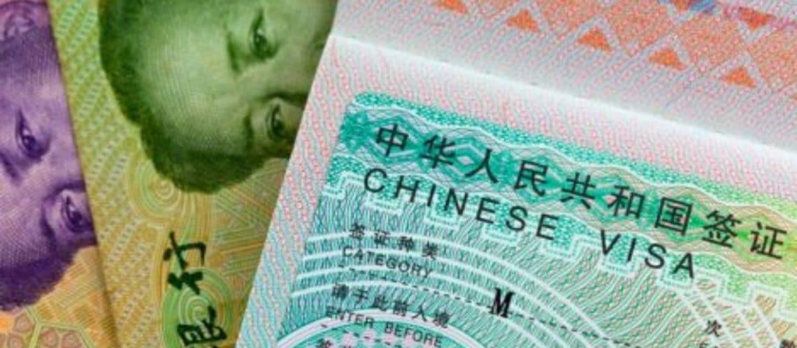 Requisitos para una visa de China en Chile