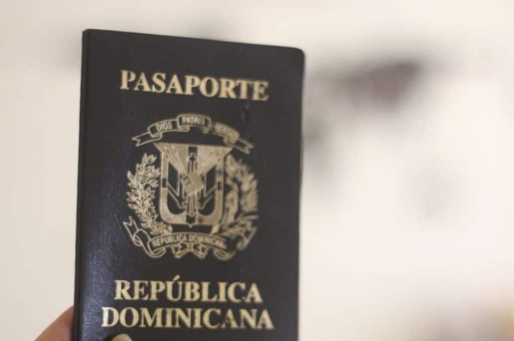 requisitos para pasaporte para niños en república dominicana