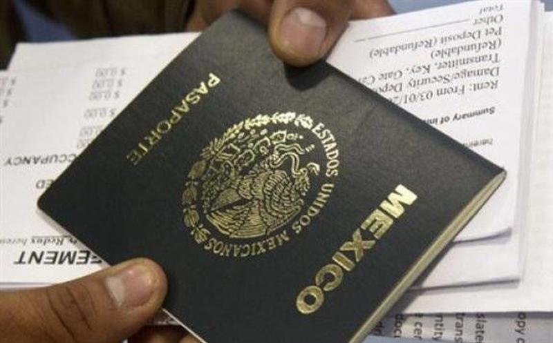 requisitos para sacar pasaporte en mexico desde tijuana