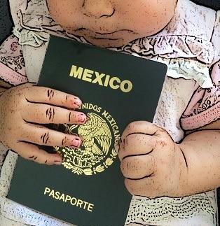 Requisitos para sacar Pasaporte por Primera Vez en México