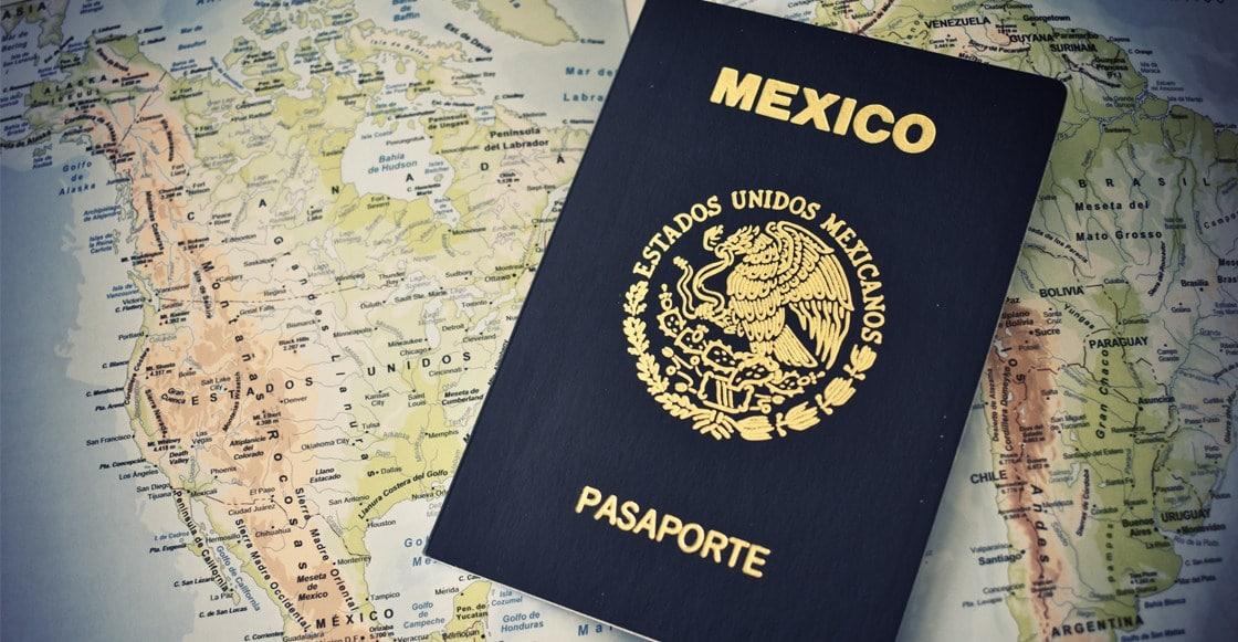 requisitos para sacar un pasaporte en méxico desde xalapa