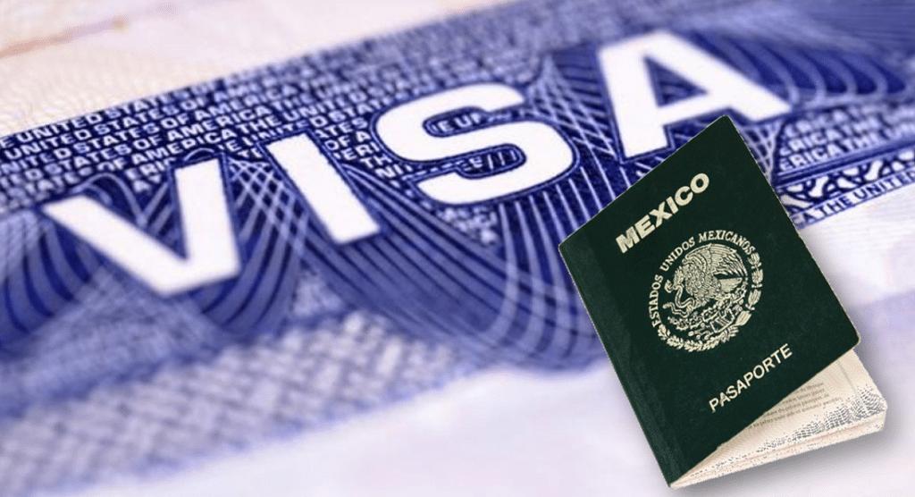 requisitos para sacar una visa en México 1