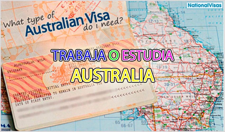 s Requisitos para Visa de Estudiante de Australia en Colombia