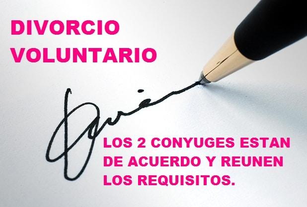 Requisitos para divorcio voluntario en Queretaro Mexico