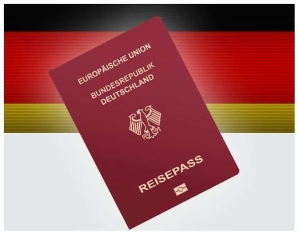 requisitos para nacionalidad alemana en argentina