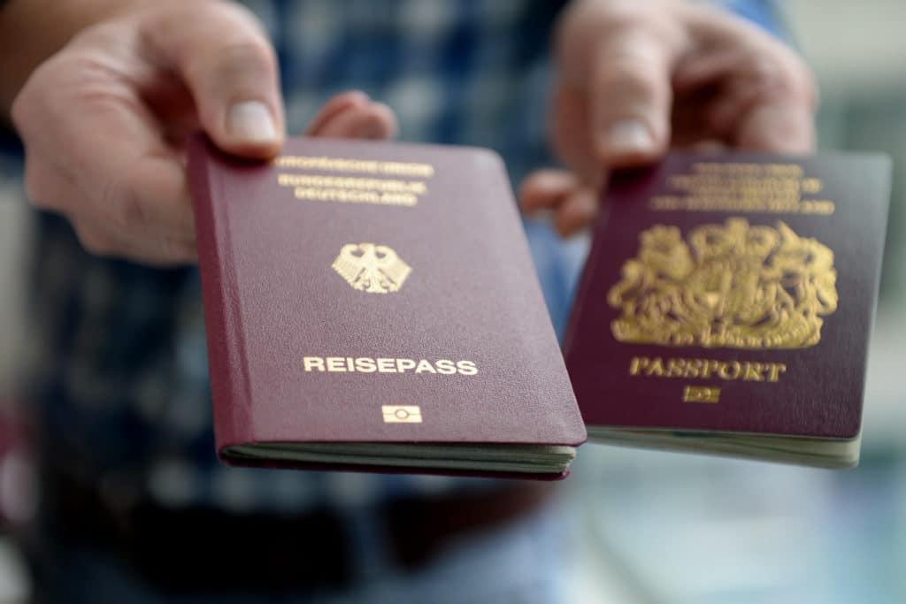 requisitos para nacionalidad alemana por matrimonio en argentina