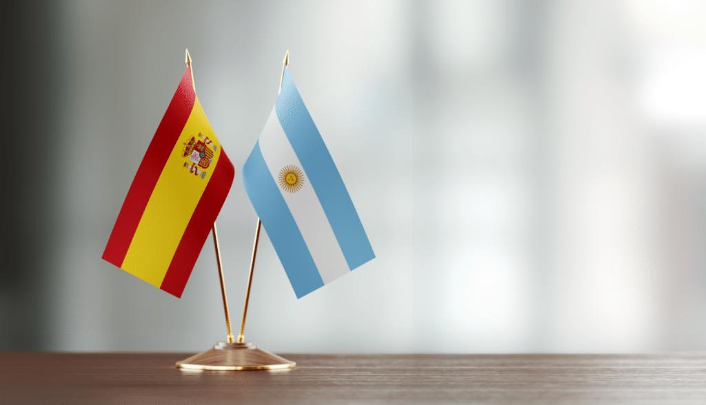 requisitos para nacionalidad argentina por matrimonio en españa