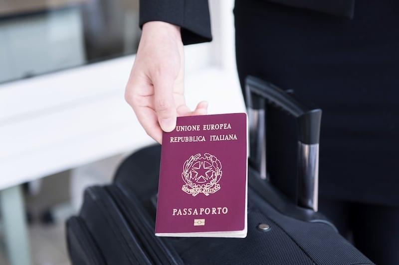 requisitos para nacionalidad italiana en argentina
