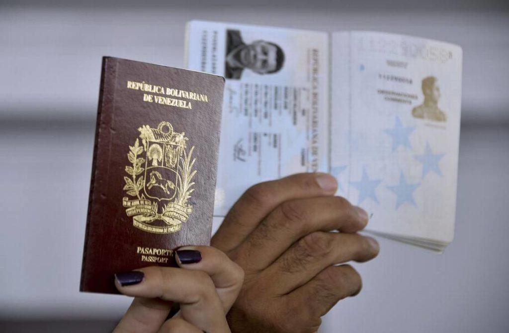 requisitos para nacionalidad venezolana en españa