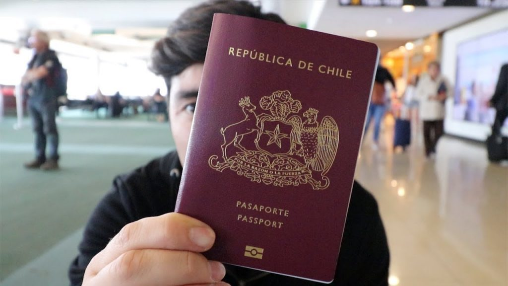 requisitos para nacionalidad chilena en colombia
