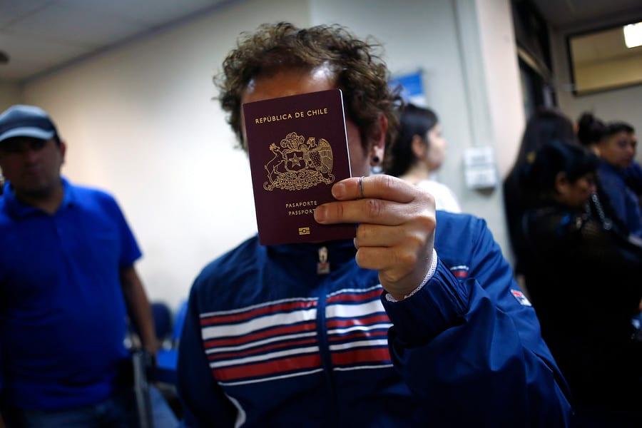 requisitos para nacionalidad chilena por consanguinidad en colombia