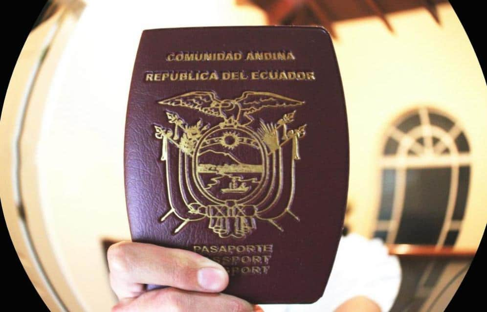 requisitos para nacionalidad ecuatoriana en chile