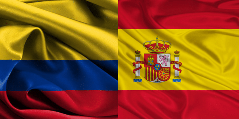 requisitos para viajar a españa desde colombia 2019