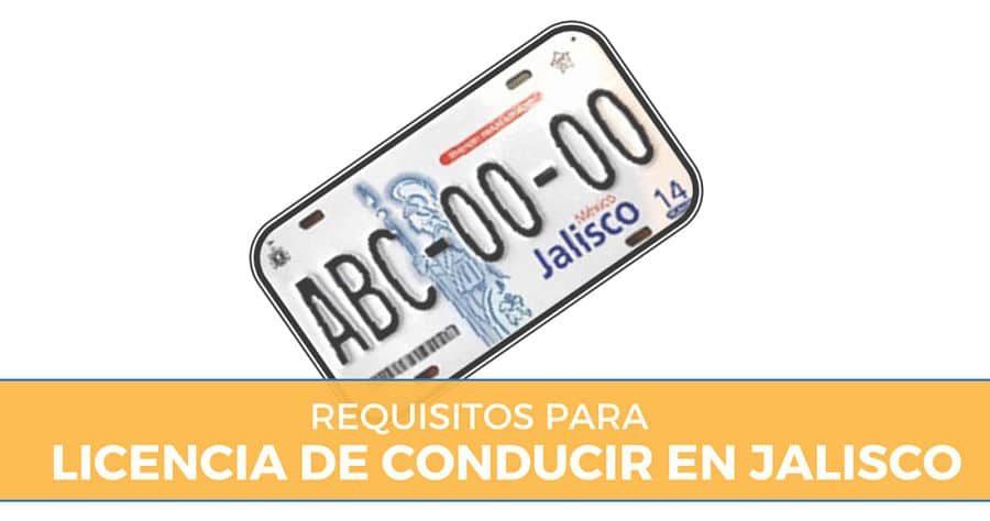 Renovar Licencia de Conducir en Jalisco