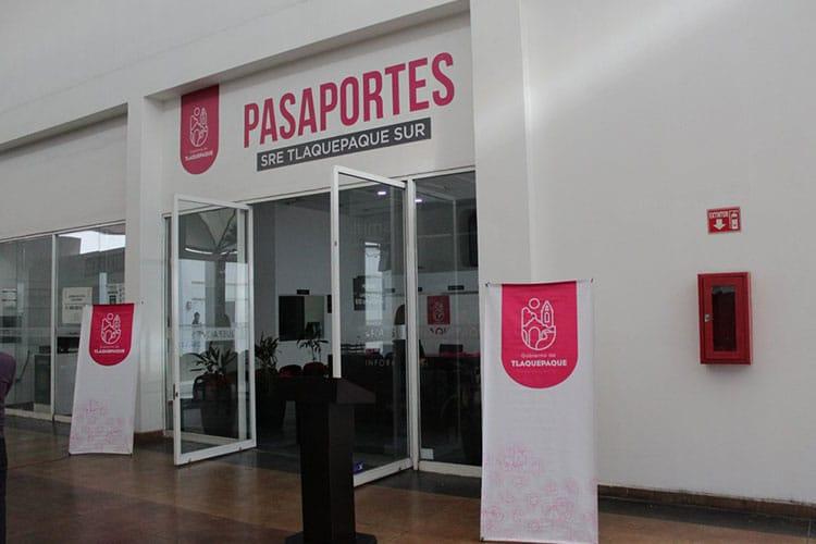 pasaporte guadalajara