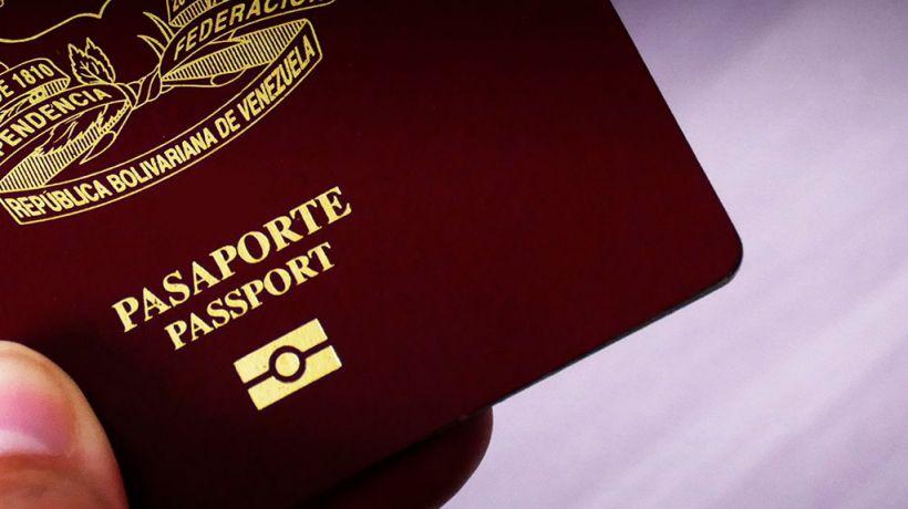 requisitos del SAIME para renovar el pasaporte