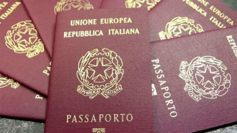 requisitos para nacionalidad italiana por matrimonio en perú