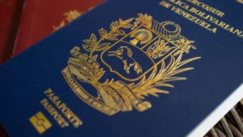 Renovar Pasaporte Venezolano en España