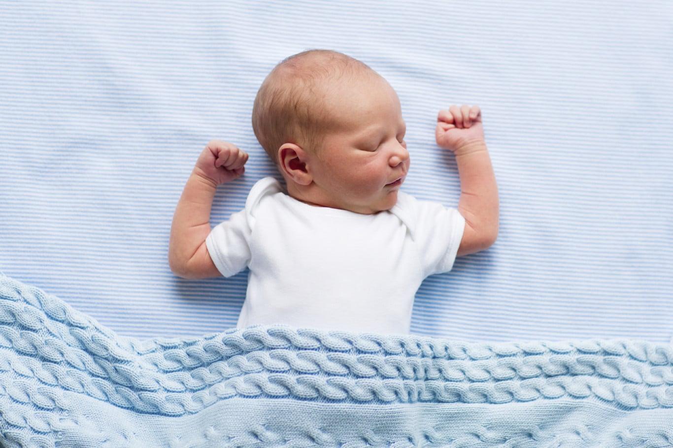 Requisitos para registrar a un bebe
