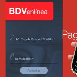 Ingresar en el BDV en línea del Banco de Venezuela