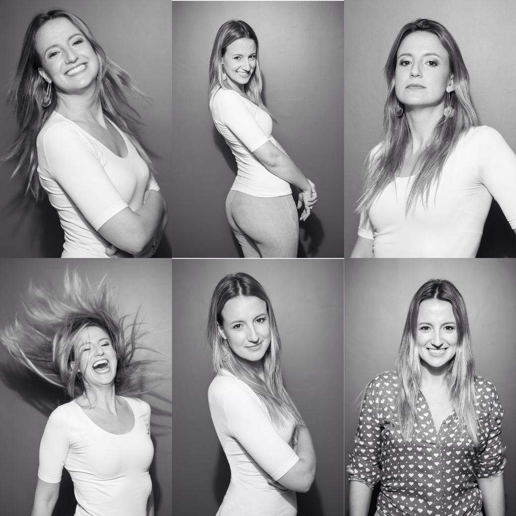 cómo ser modelo de fotos