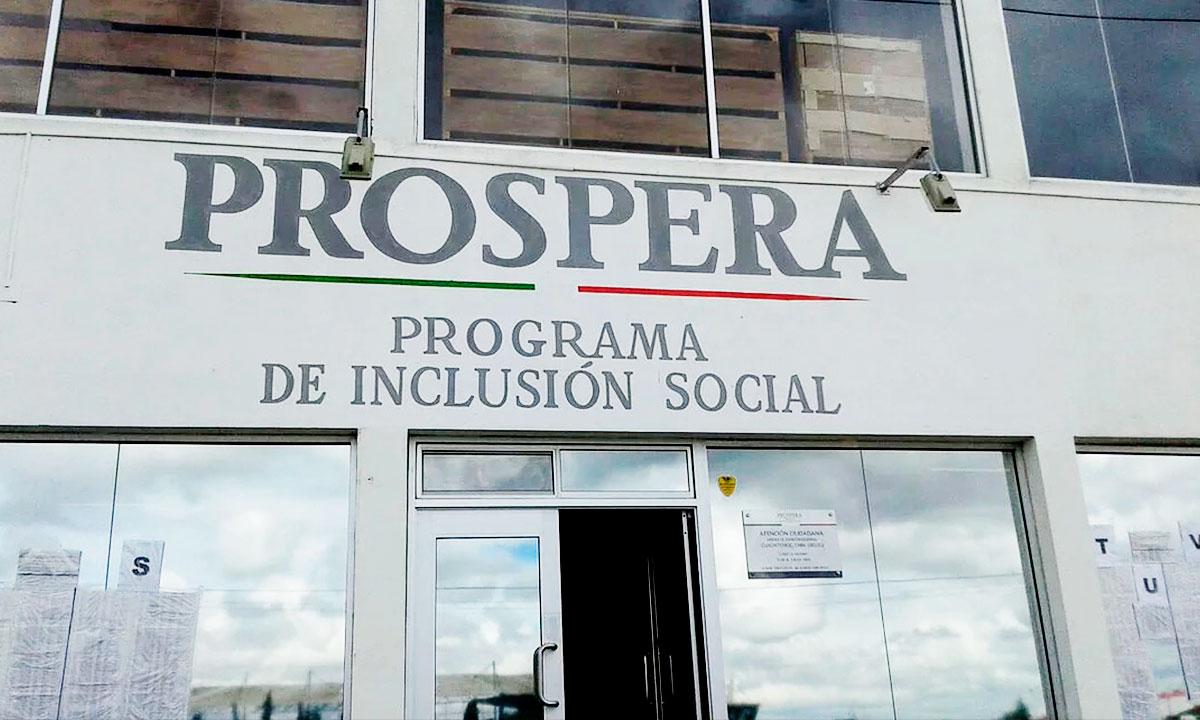 requisitos para programa prospera