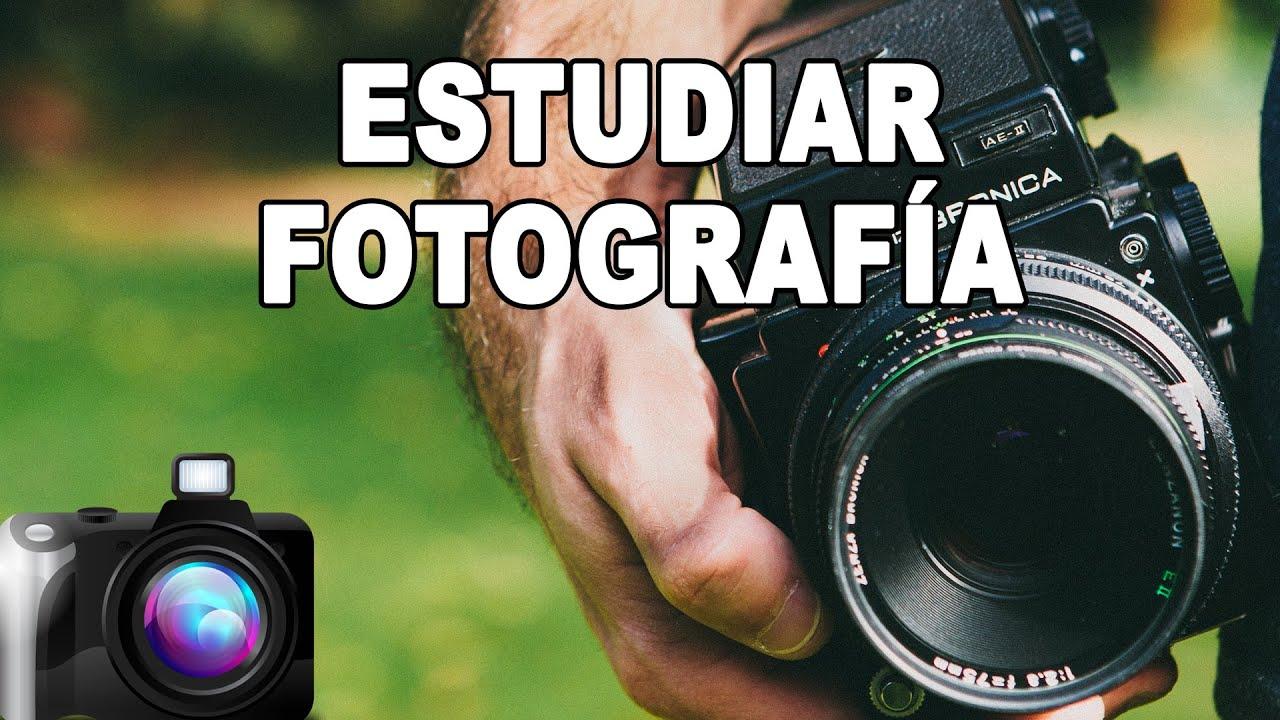 Qué hay que Estudiar para ser Fotógrafo